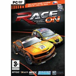 Race On (WTCC '08 & US Muscle) CZ