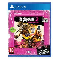 Rage 2 (Deluxe Wingstick Edition)