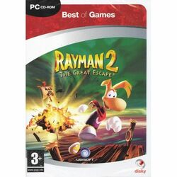 Rayman 2: The Great Escape na progamingshop.sk