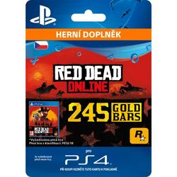 Red Dead Redemption 2 (CZ 245 Gold Bars)