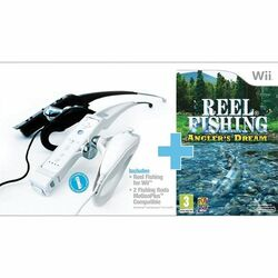 Reel Fishing: Angler's Dream + udice
