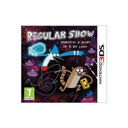 Regular Show: Mordecai and Rigby in 8-Bit Land na progamingshop.sk