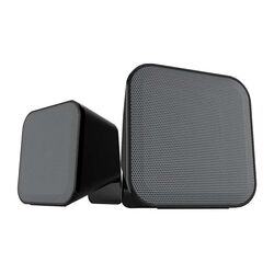 Reproduktory Speedlink Snappy Stereo Speakers, black-grey