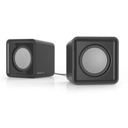 Reproduktory Speedlink Twoxo Stereo Speakers, black