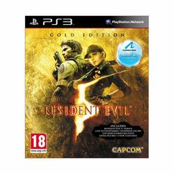 Resident Evil 5 Gold Edition (Move Compatible)