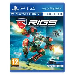 RIGS Mechanized Combat League na progamingshop.sk