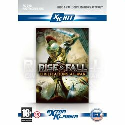 Rise & Fall: Civilizations at War CZ na progamingshop.sk