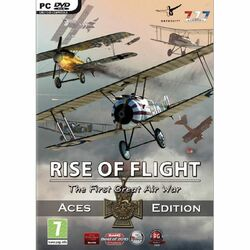 Rise of Flight: The First Great Air War (Aces Edition)