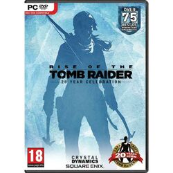 Rise of the Tomb Raider (20 Year Celebration Artbook Edition)