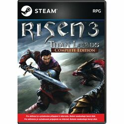 Risen 3: Titan Lords (Complete Edition) na progamingshop.sk