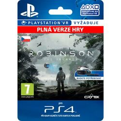 Robinson: The Journey (CZ) na progamingshop.sk