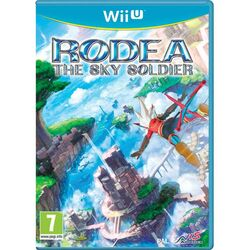 Rodea: The Sky Soldier