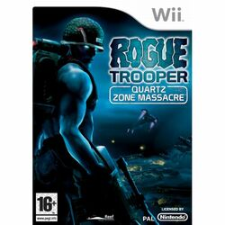 Rogue Trooper: The Quartz Zone Massacre