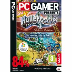 Rollercoaster Tycoon 3 (Deluxe Edition) na progamingshop.sk