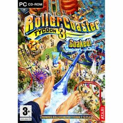 Rollercoaster Tycoon 3: Soaked!