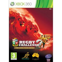 Rugby Challenge 2 (The Lions Tour Edition)