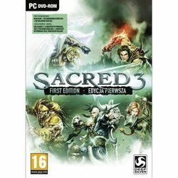 Sacred 3 (First Edition) na progamingshop.sk