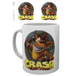 Šálka Crash Bandicoot - Crash na progamingshop.sk