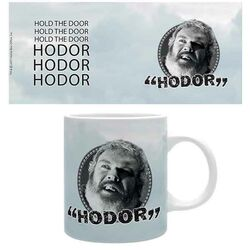 Šálka Game of Thrones - Hodor