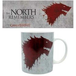 Šálka Game of Thrones - The North remembers