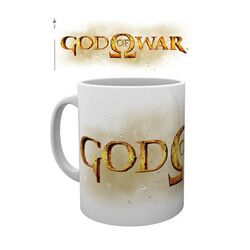 Šálka God of War - Logo