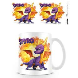 Šálka Spyro the Dragon Fireball