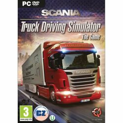 Scania Truck Driving Simulator: The Game CZ