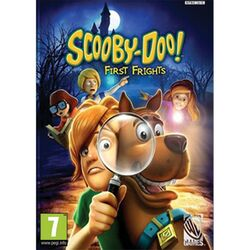 Scooby-Doo! First Frights CZ