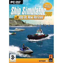 Ship Simulator 2008 Add-On: New Horizons na progamingshop.sk