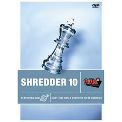 Shredder 10