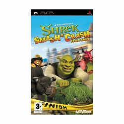 Shrek Smash n' Crash Racing na progamingshop.sk