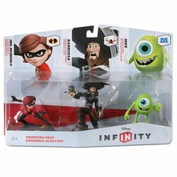 Sidekicks Pack (Disney Infinity)