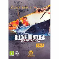 Silent Hunter 4: Wolves of the Pacific CZ (Zlatá Edícia) na progamingshop.sk