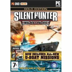 Silent Hunter 4: Wolves of the Pacific (Gold Edition) na progamingshop.sk