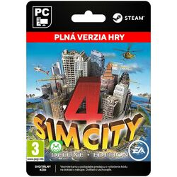 SimCity 4 (Deluxe edition) [Steam] na progamingshop.sk