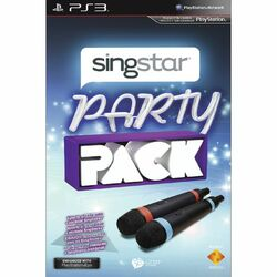 SingStar Party Pack + mikrofóny