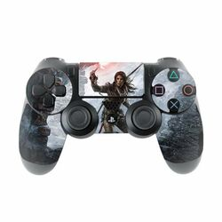 Skin na Dualshock 4 s motívom hry Rise of the Tomb Raider
