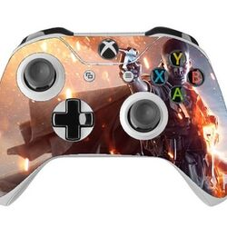 Skin na Xbox One Controller s motívom hry Battlefield 1