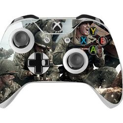 Skin na Xbox One Controller s motívom hry Call of Duty: WW2 na progamingshop.sk