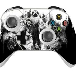 Skin na Xbox One Controller s motívom hry Dying Light na progamingshop.sk