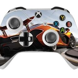 Skin na Xbox One Controller s motívom hry Forza Motorsport 5