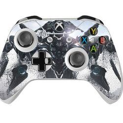 Skin na Xbox One Controller s motívom hry Halo 5: Guardians