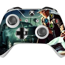 Skin na Xbox One Controller s motívom hry L.A. Noire