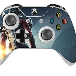 Skin na Xbox One Controller s motívom hry Mass Effect: Andromeda