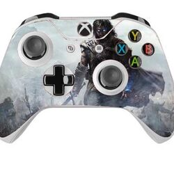 Skin na Xbox One Controller s motívom hry Middle-Earth: Shadow of Mordor
