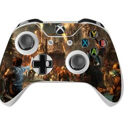 Skin na Xbox One Controller s motívom hry Middle-Earth: Shadow of War v2