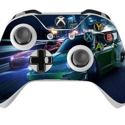 Skin na Xbox One Controller s motívom hry Need For Speed na progamingshop.sk