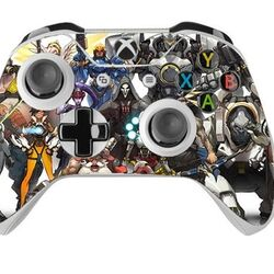Skin na Xbox One Controller s motívom hry Overwatch