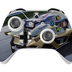 Skin na Xbox One Controller s motívom hry Project Cars 2
