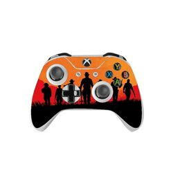Skin na Xbox One Controller s motívom hry Red Dead Redemption 2